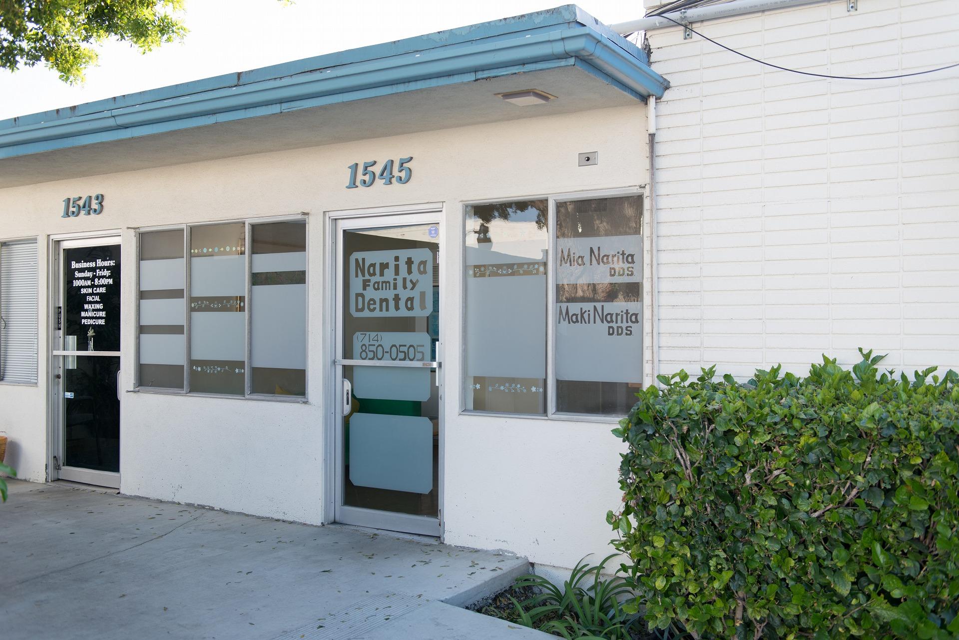 Narita Family Dental - Dentist in Torrance & Costa Mesa, CA